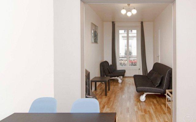 Отель BP Apartments - Great Batignolles Франция, Париж - отзывы, цены и фото номеров - забронировать отель BP Apartments - Great Batignolles онлайн комната для гостей