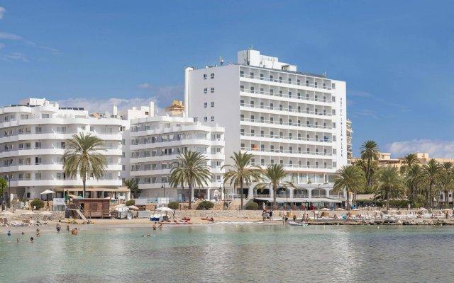 Отель Ibiza Playa Испания, Ивиса - 1 отзыв об отеле, цены и фото номеров - забронировать отель Ibiza Playa онлайн вид на фасад