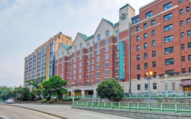 Отель Homewood Suites by Hilton Washington, D.C. Downtown США, Вашингтон - отзывы, цены и фото номеров - забронировать отель Homewood Suites by Hilton Washington, D.C. Downtown онлайн вид на фасад