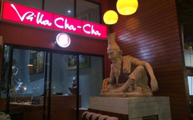 Отель Villa Cha-Cha Khaosan Rambuttri Таиланд, Бангкок - отзывы, цены и фото номеров - забронировать отель Villa Cha-Cha Khaosan Rambuttri онлайн вид на фасад