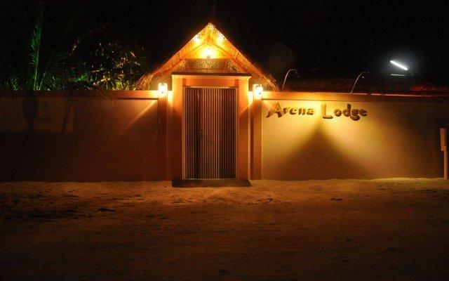 Отель Arena Lodge Maldives Мальдивы, Маафуши - отзывы, цены и фото номеров - забронировать отель Arena Lodge Maldives онлайн вид на фасад