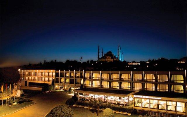 Kalyon Hotel Istanbul Турция, Стамбул - отзывы, цены и фото номеров - забронировать отель Kalyon Hotel Istanbul онлайн вид на фасад