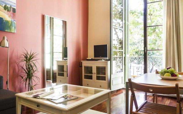 Отель Pillowapartments Rambla Catalunya комната для гостей