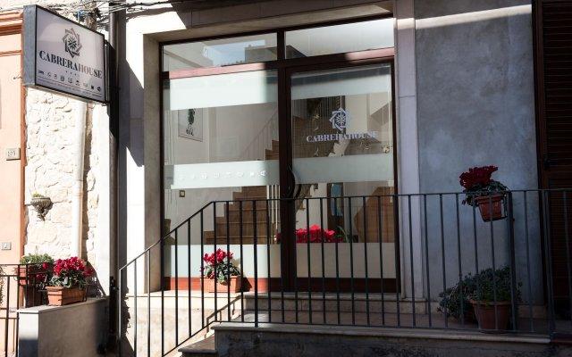 Отель Il Casale B&B Поццалло вид на фасад