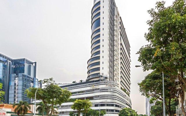 One Farrer Hotel вид на фасад