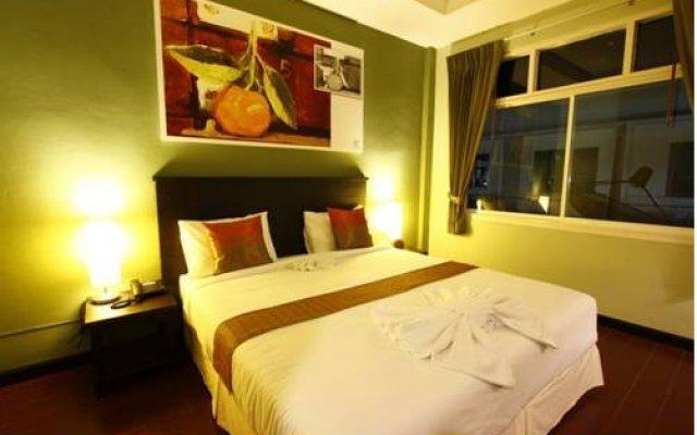 Отель Orange Tree House Таиланд, Краби - отзывы, цены и фото номеров - забронировать отель Orange Tree House онлайн комната для гостей