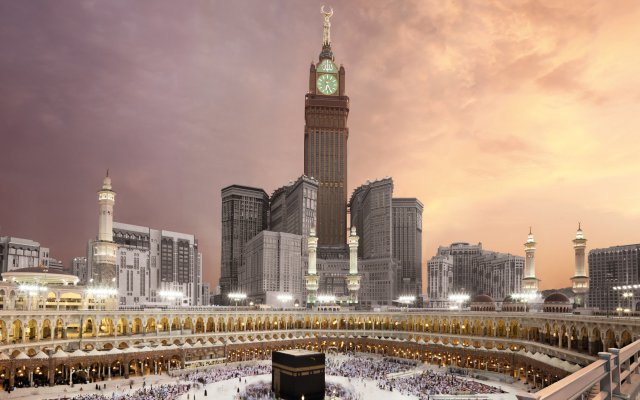 Makkah Clock Royal Tower - A Fairmont Hotel
