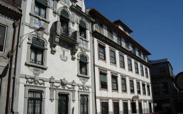 Отель Residencial Portuguesa вид на фасад