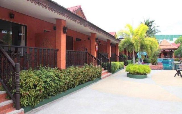 Отель Nida Rooms Pattaya Central Arcade вид на фасад