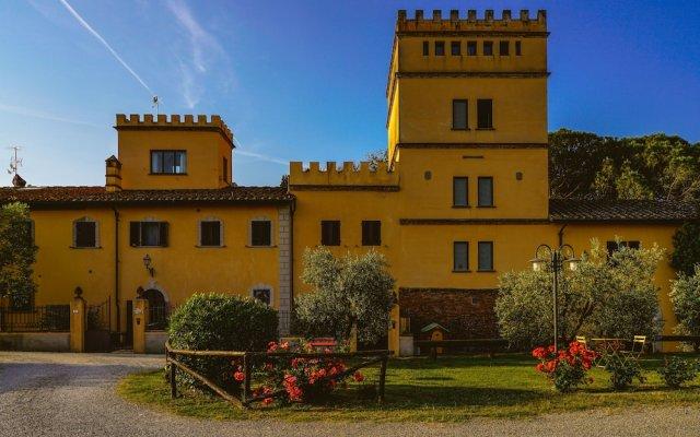 Отель Villa Somelli Италия, Эмполи - отзывы, цены и фото номеров - забронировать отель Villa Somelli онлайн вид на фасад