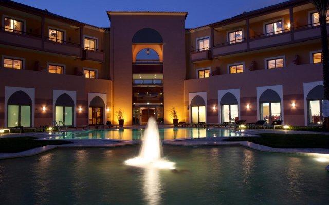 Отель Pestana Sintra Golf вид на фасад
