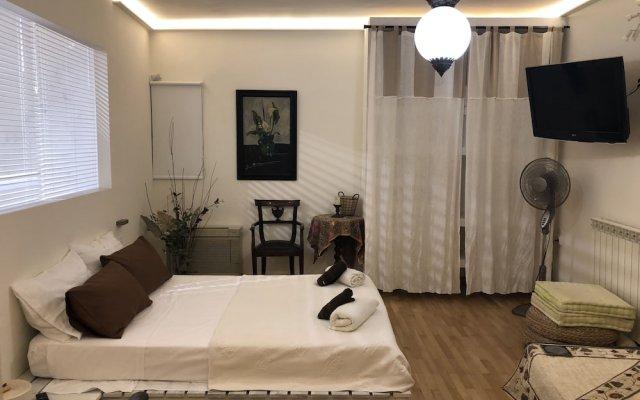 Отель Luxury Apartment Sea View Garden Parking Греция, Корфу - отзывы, цены и фото номеров - забронировать отель Luxury Apartment Sea View Garden Parking онлайн комната для гостей