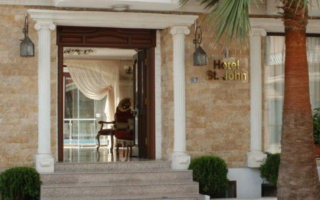 Saint John Hotel Турция, Сельчук - отзывы, цены и фото номеров - забронировать отель Saint John Hotel онлайн вид на фасад
