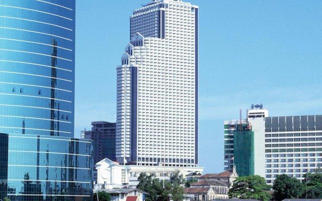 Отель Tower Club at lebua вид на фасад