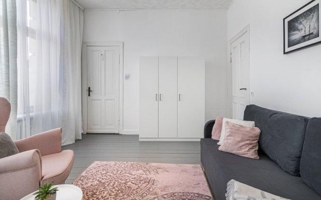 Апартаменты Happy Stay Apartment Osiek 10 Гданьск комната для гостей