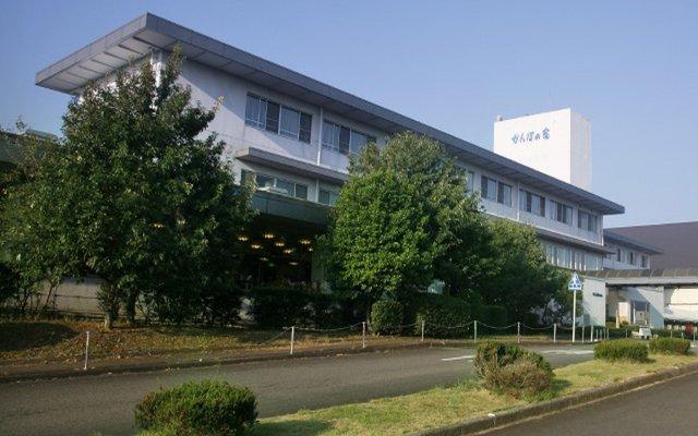 Отель Kanponoyado Gifu Hashima Хашима вид на фасад