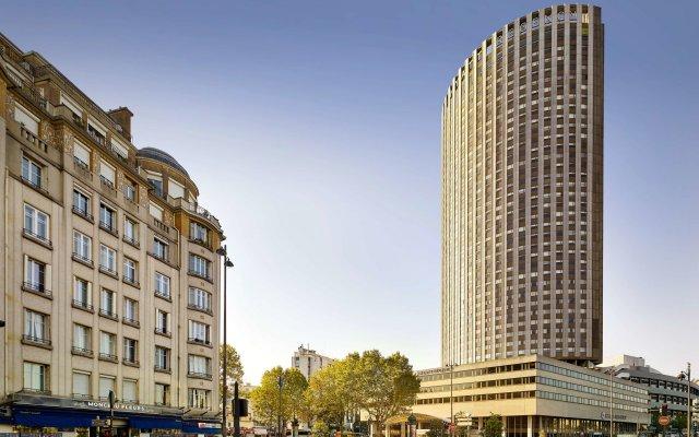 Отель Hyatt Regency Paris Etoile Франция, Париж - 11 отзывов об отеле, цены и фото номеров - забронировать отель Hyatt Regency Paris Etoile онлайн вид на фасад