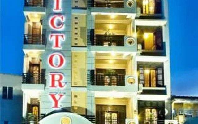 Victory Hotel Hue вид на фасад