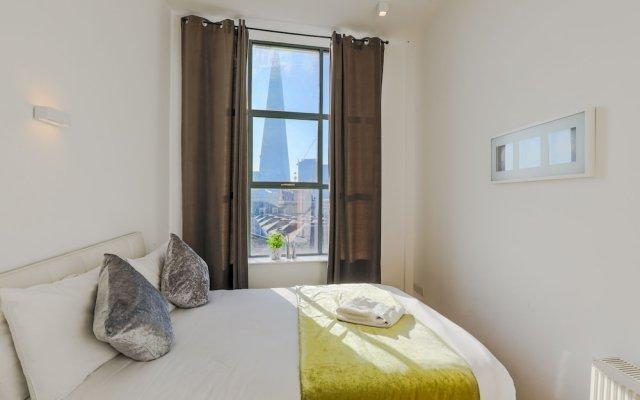 Отель Urban Stay Shard View Apartments Великобритания, Лондон - отзывы, цены и фото номеров - забронировать отель Urban Stay Shard View Apartments онлайн вид на фасад