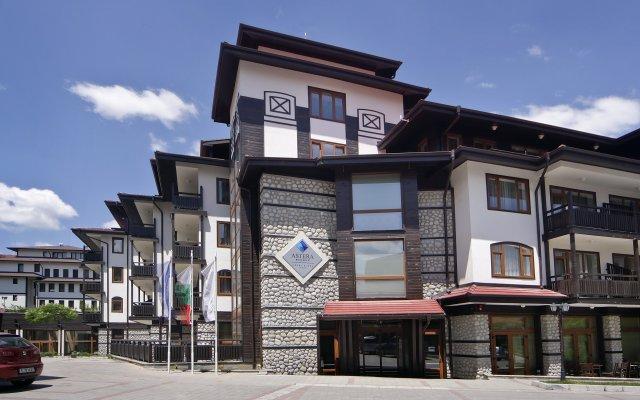 Апартаменты Apartment Tourist Complex & SPA Astera Bansko вид на фасад