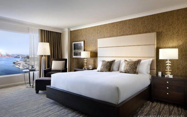 Отель The Fairmont Waterfront Канада, Ванкувер - отзывы, цены и фото номеров - забронировать отель The Fairmont Waterfront онлайн комната для гостей