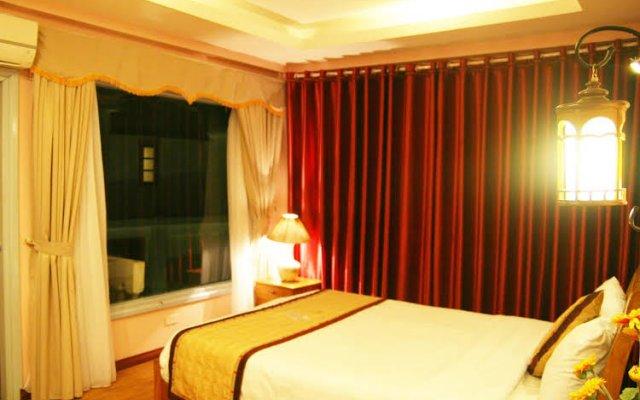 Отель White Lotus комната для гостей
