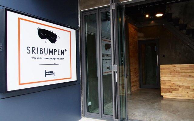 Отель Sribumpen+ Таиланд, Бангкок - отзывы, цены и фото номеров - забронировать отель Sribumpen+ онлайн вид на фасад