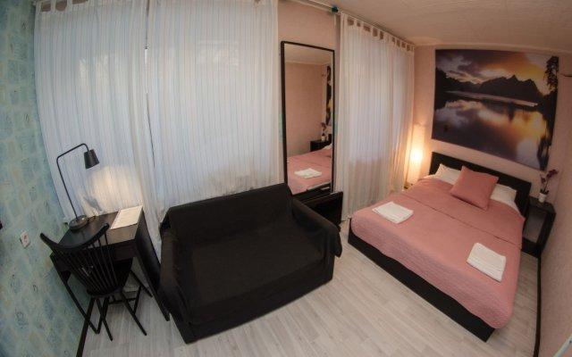 Гостиница Berloga Sovetskaya 1k3 комната для гостей