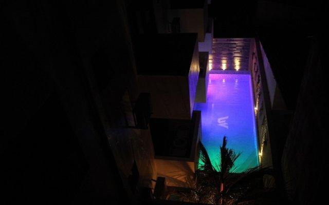 Отель Beachwood at Maafushi Island Maldives вид на фасад
