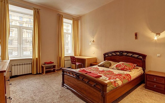 Апартаменты Stn Apartments on Griboedov Canal Санкт-Петербург комната для гостей