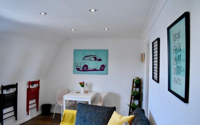 Отель 1 Bedroom Apartment in Central Brighton Великобритания, Культурный квартал - отзывы, цены и фото номеров - забронировать отель 1 Bedroom Apartment in Central Brighton онлайн комната для гостей