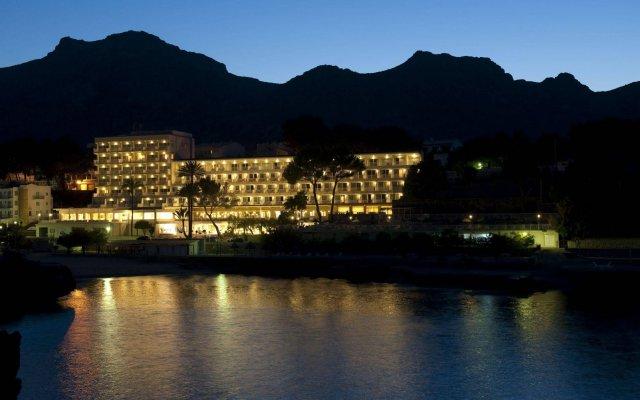 Отель Grupotel Molins вид на фасад