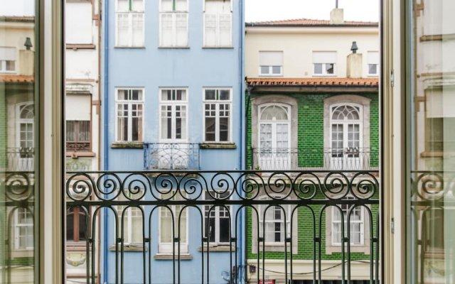 Отель Liiiving - Alma D Oporto Порту вид на фасад