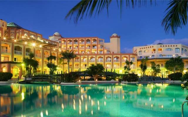 Отель H10 Sentido Playa Esmeralda - Adults Only вид на фасад