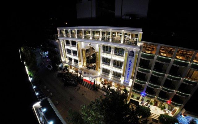 Отель Elysium Thermal вид на фасад