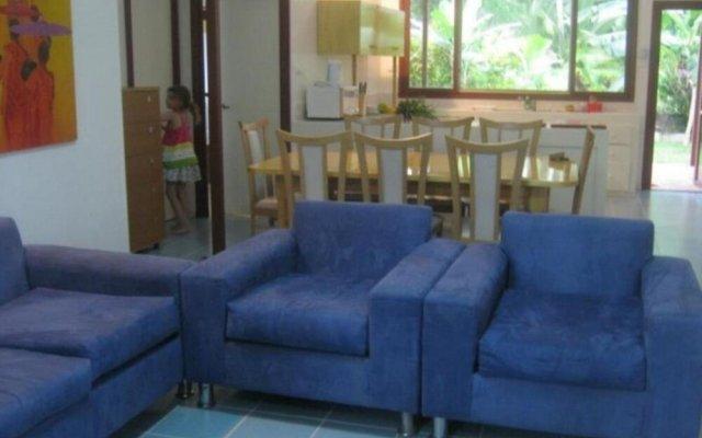 Отель Golden Palms Retreat Фиджи, Вити-Леву - отзывы, цены и фото номеров - забронировать отель Golden Palms Retreat онлайн комната для гостей