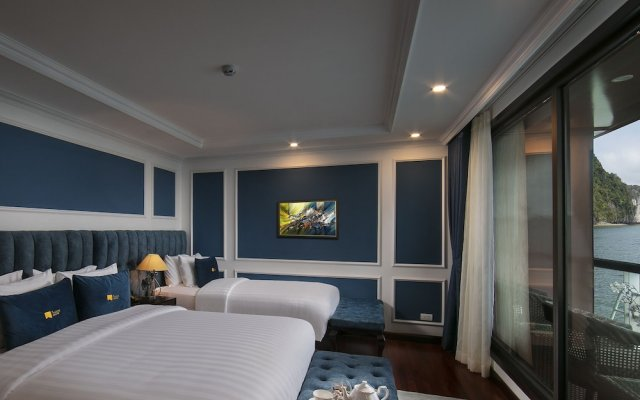 Отель Le Theatre Cruise комната для гостей