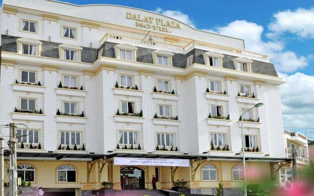 Dalat Plaza Hotel (ex. Best Western) Далат вид на фасад