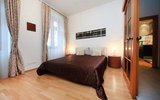 Отель Feel The HeartBeat Of Prague City Center комната для гостей
