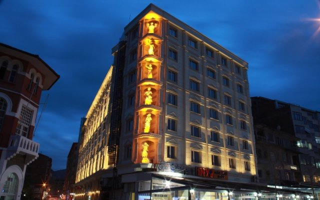 Cakmak Marble Hotel вид на фасад