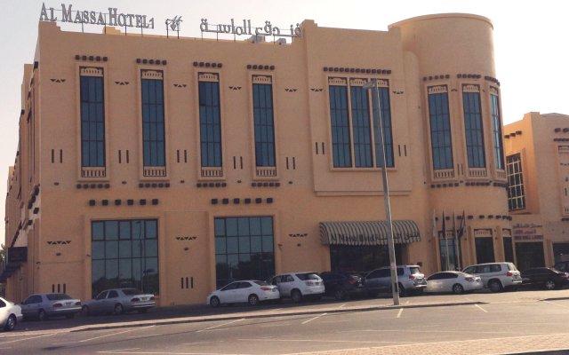 Отель Al Massa Hotel 1 ОАЭ, Эль-Айн - отзывы, цены и фото номеров - забронировать отель Al Massa Hotel 1 онлайн вид на фасад