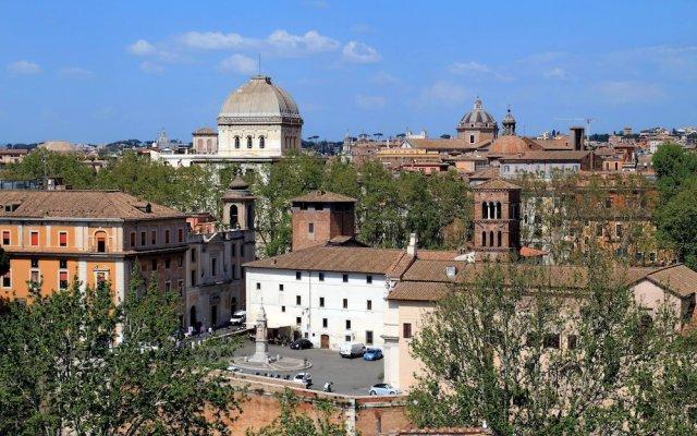 Отель Botticella вид на фасад