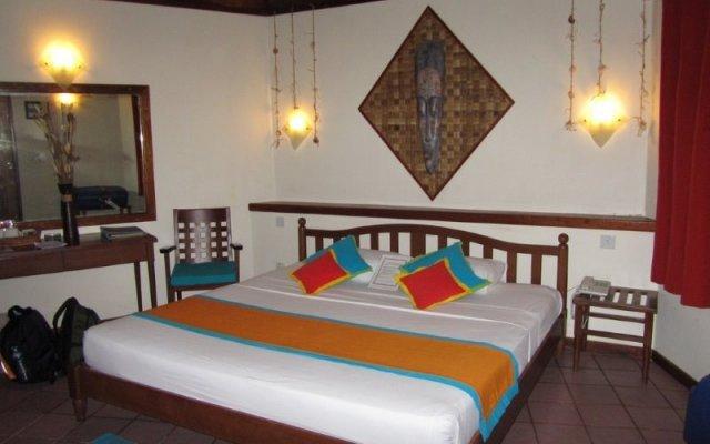 Отель Gasfinolhu Island Resort Остров Гасфинолу комната для гостей