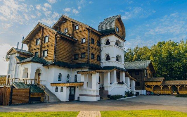 Гостиница Усадьба Ромашково в Ромашково 2 отзыва об отеле, цены и фото номеров - забронировать гостиницу Усадьба Ромашково онлайн вид на фасад
