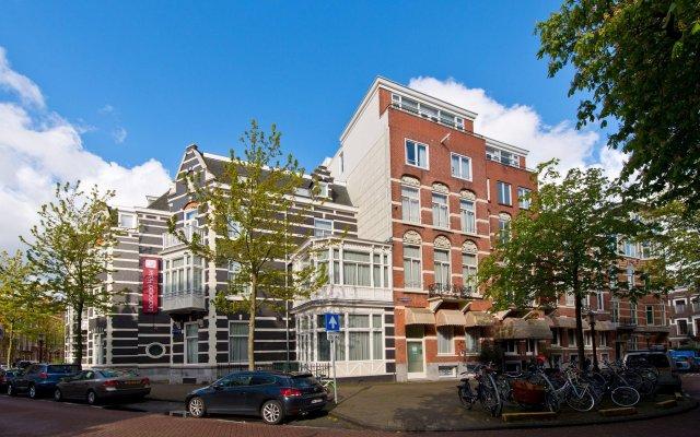 Leonardo Hotel Amsterdam City Center вид на фасад