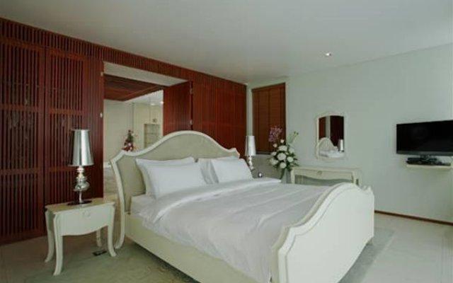 Отель Villa @ The Heights Kata пляж Ката комната для гостей