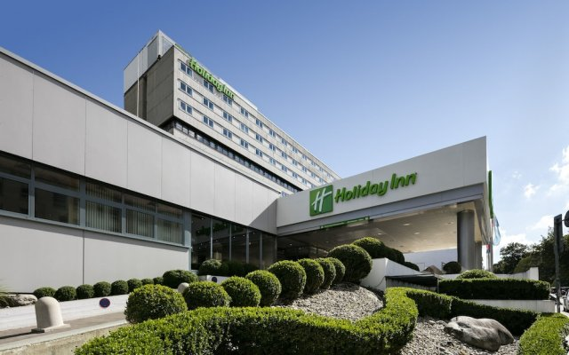 Отель Holiday Inn Munich - City Centre Германия, Мюнхен - - забронировать отель Holiday Inn Munich - City Centre, цены и фото номеров вид на фасад