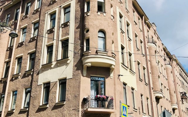 Апартаменты Гранд на Татарском вид на фасад