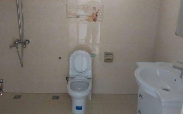 Отель Xinyuan Youyi Hostel Китай, Сиань - отзывы, цены и фото номеров - забронировать отель Xinyuan Youyi Hostel онлайн ванная