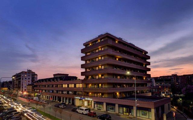 Отель Atahotel Linea Uno Италия, Милан - 3 отзыва об отеле, цены и фото номеров - забронировать отель Atahotel Linea Uno онлайн вид на фасад